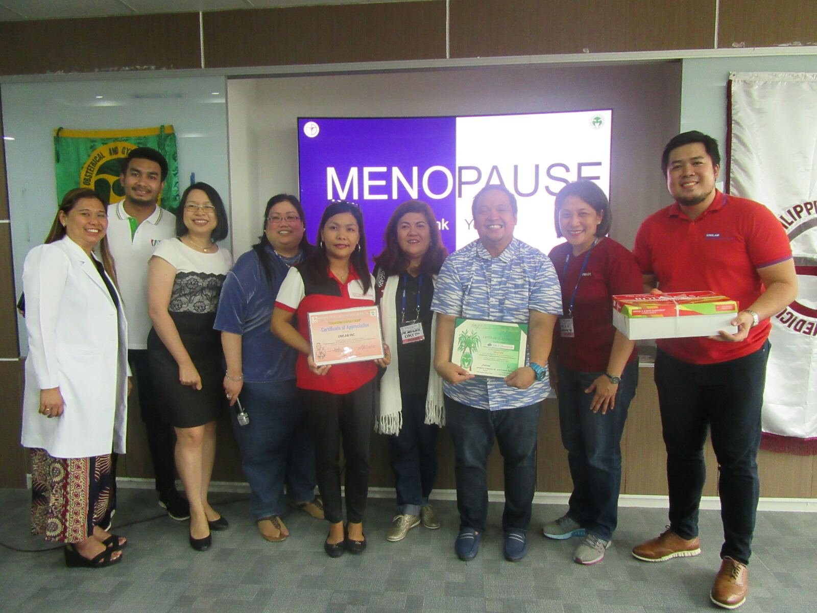 Menopause Day Celebration